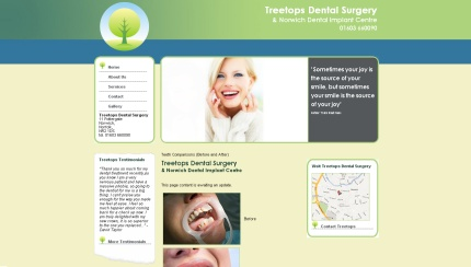Treetops Dental Surgery Gallery